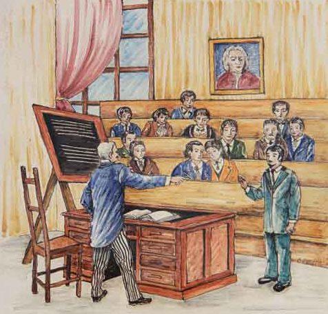 Licenziati i maestri della scuola elementare di Baggio