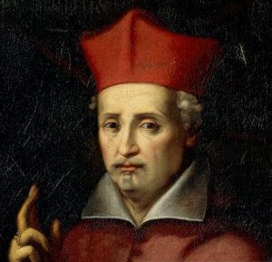 Ritratto dell'arcivescovo Federico Borromeo