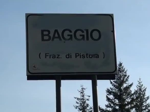 Baggio, tra Toscana e Lombardia, nel lontano 1870