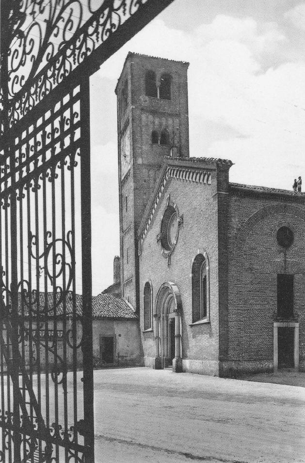 L'antica chiesa di Sant'Apollinare, dietro le quinte (1/3)